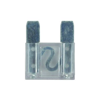 CONNECT Fuses - Auto Maxi Blade - Clear - 80A - Pack Of 10