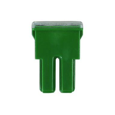 CONNECT Fuses - Female Pin PAL - Green - 40A - Pack Of 10