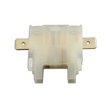 CONNECT Fuse Holder - Standard Blade Type - White - Pack Of 10