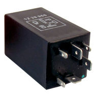 CAMBIARE Fuel Pump Relay - 12V - 15A - 6-Pin - Plug Type
