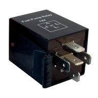 CAMBIARE Fuel Pump Relay - 12V - 16A - 5-Pin - Clip Type