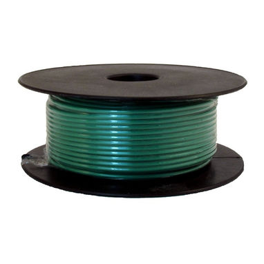 CONNECT 1 Core Cable - 1 x 28/0.3mm - Green - 50m