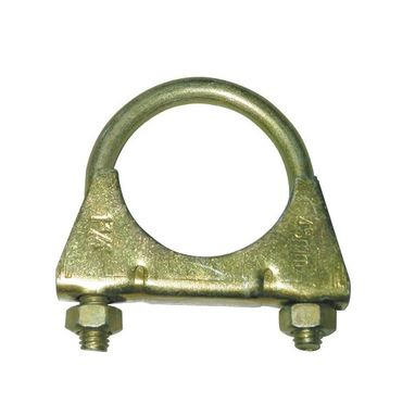 PEARL CONSUMABLES Exhaust Clamp - 1 3/4in.