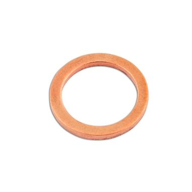 CONNECT Copper Washers - Sealing - M12 x 16.0mm x 15mm - Pack Of 100