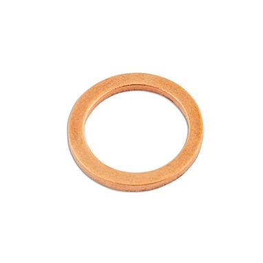CONNECT Copper Washers - Sealing - M12 x 18.0mm x 1.5mm - Pack Of 100