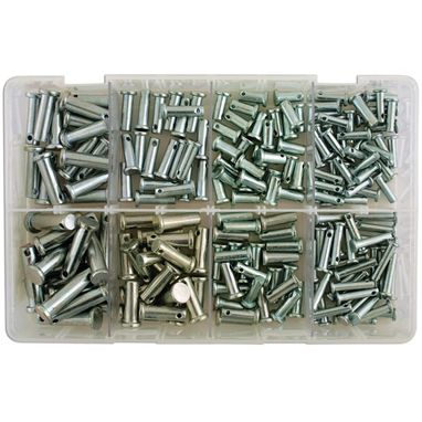 CONNECT Clevis Pins - Assorted - Box Qty 175