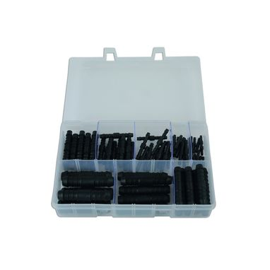 CONNECT Plastic Pipe Joiners - Assorted - Box 70