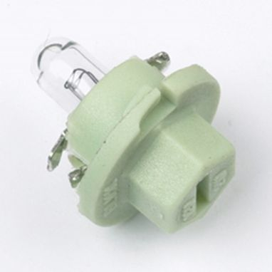 RING Miniature Bulbs - 12V 2W Bx8.4D - Panel (Green Base)