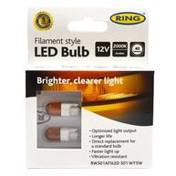 RING Filament Style LED - WY5W 12V - Amber