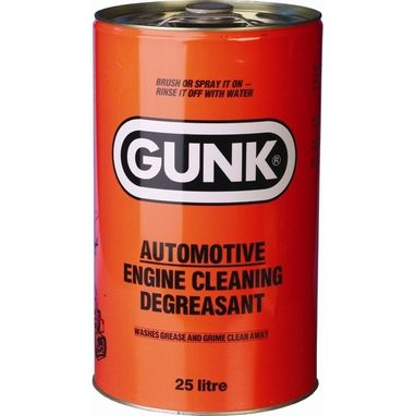 GUNK Engine Degreaser - 25 Litre