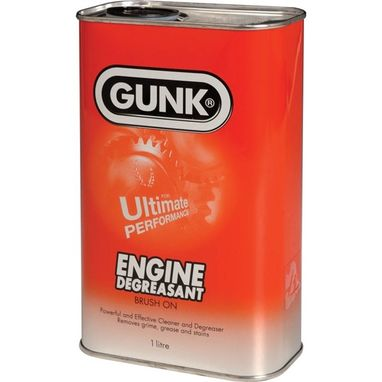 GUNK Engine Degreaser Brush On - 1 Litre