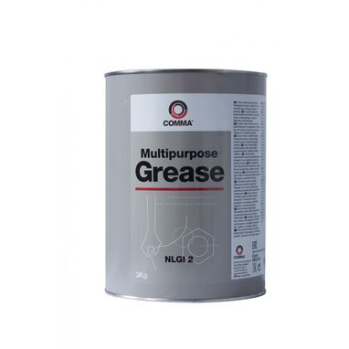 COMMA Multipurpose Lithium Grease - 3kg