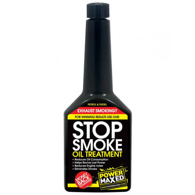 POWER MAXED Power Maxed Stop Smoke Oil Treatement 325ml