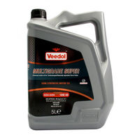 VEEDOL Multigrade Super 10W-40 - Semi Synthetic - 5 Litre