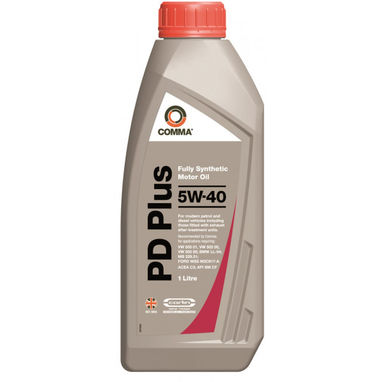 COMMA PMO PD Plus 5W-40 - 1 Litre