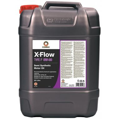 COMMA X-FLOW TYPE F 5W30 - 20 Litre