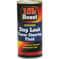 10K BOOST Power Steering Fluid Stop Leak - 375ml