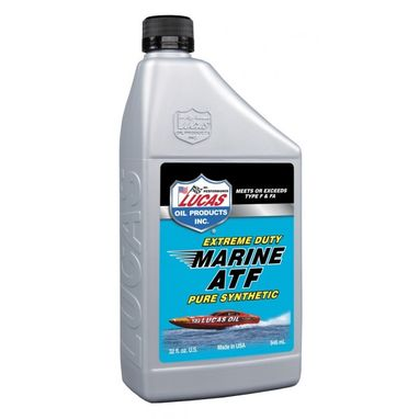 LUCAS OIL Marine ATF - 946ml