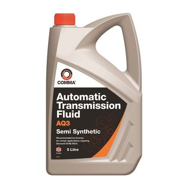 COMMA AQ3 Automatic Transmission Fluid - 5 Litre