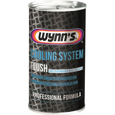 WYNNS Cooling System Flush - 325ml