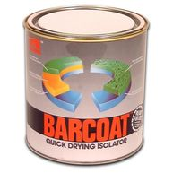 U-POL Barcoat Quick Drying Isolator 1 Litre Tin
