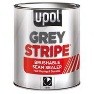 U-POL Grey Stripe Brushable Seam Sealer - 1 Litre