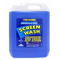 POLYGARD Arctic Screen Wash - Concentrated (-20C) - 5 Litre