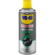 WD40 WD40 Specialist Motorbike Wax & Polish - 400ml