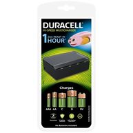 DURACELL Hi-Speed Universal Multi-Battery Charger - AA, AAA, C, D & 9V