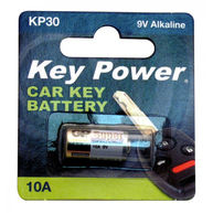 KEYPOWER Coin Cell Battery 10A - Alkaline 9V