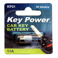 KEYPOWER Coin Cell Battery 11A - Alkaline 6V