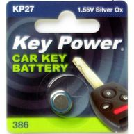 KEYPOWER Coin Cell Battery 386 - Silver Oxide 1.55V