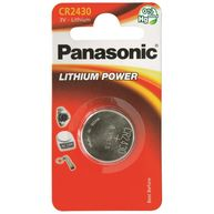 PANASONIC PANASONIC CR2430 KEY BATTERY