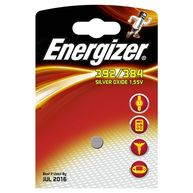 ENERGIZER Coin Cell Battery 392/384 - Silver Oxide 1.55V