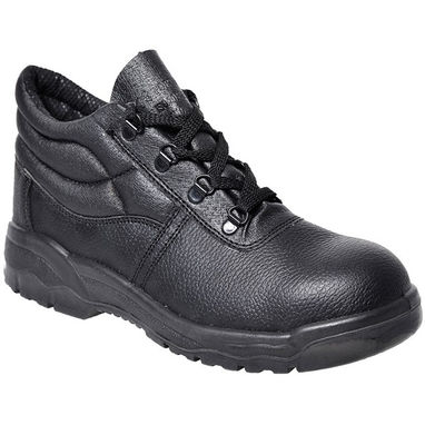 PORTWEST Protector Boots S1P - Black - UK 5