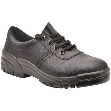 PORTWEST Steelite Safety Shoes S1P - Black - UK 6