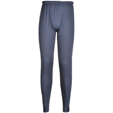 PORTWEST Thermal Base Layer Leggings - Charcoal - XX Large