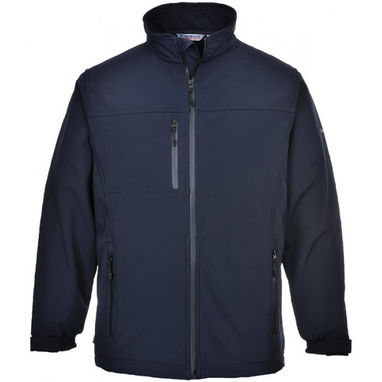 PORTWEST Softshell Jacket - Navy - Medium