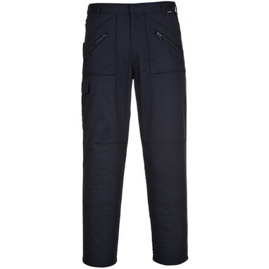 PORTWEST Action Trousers - Navy - 34in. Waist (Regular)