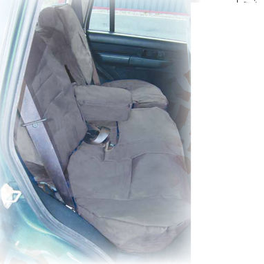 Range Rover P38 Rear Seat Cover (1995-2001)