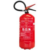 ANAF ABC Dry Powder Fire Extinguisher with Gauge - 9kg