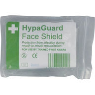 SAFETY FIRST AID HypaGuard Resuscitation Face Shield