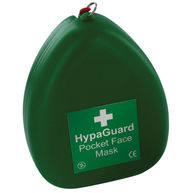 SAFETY FIRST AID HypaGuard Pocket Resuscitation Face Mask