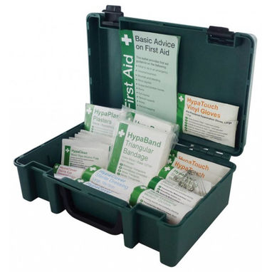 SAFETY FIRST AID HSE First Aid Kit - 1-10 Persons