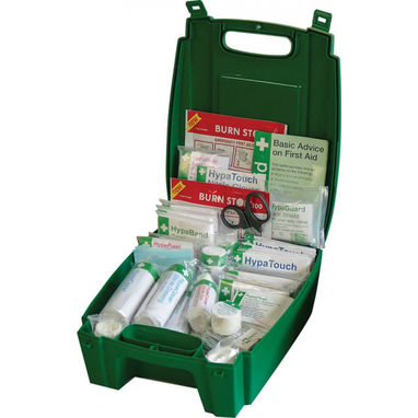 SAFETY FIRST AID BS Compliant Workplace First Aid Kit in Evolution Box - Medium