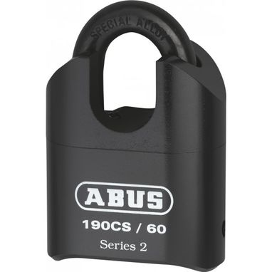 ABUS Combination Padlock- 4 Wheel - 60mm - Closed Shackle