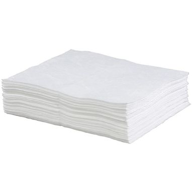 ECOSPILL Oil Only Absorbent Pads - 50cm x 40cm - Pack of 100