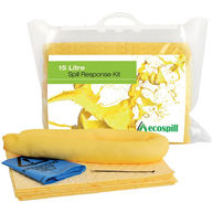 ECOSPILL Chemical Clip Top Spill Kit - 15 Litre