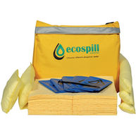 ECOSPILL Chemical Spill Kit in Vinyl Holdall - 50 Litre