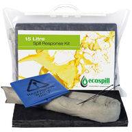 ECOSPILL Maintenance Clip Top Spill Kit - 15 Litre